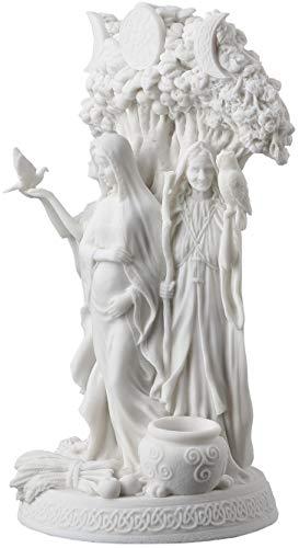 Danu Irish Triple Goddess of the Tuatha De Danann Statue