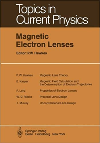 Book Magnetic Electron Lenses (Topics in Current Physics) (1982-01-01)