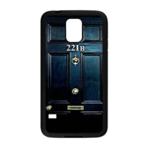 221B Door Cell Phone Case for Samsung Galaxy S5