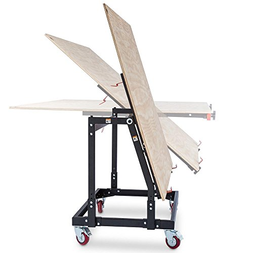 Rockler Material Mate Panel Cart and Shop Stand by Rockler Woodworking and Hardware