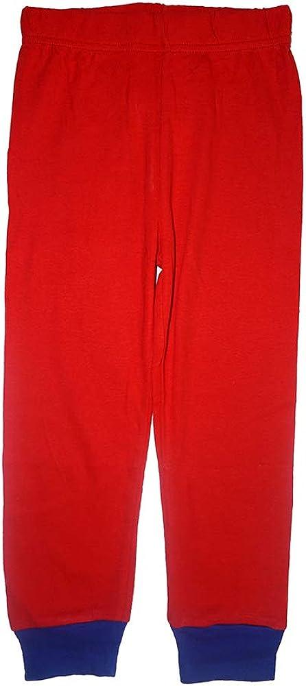 Nickelodeon Boys Paw Patrol 4-Piece Cotton Pajama Set
