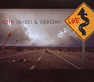 Snakes & Arrows Live 2 CD Set