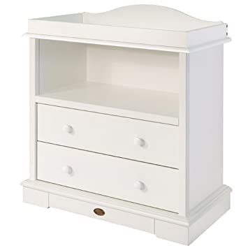 Boori  Drawer Changer White
