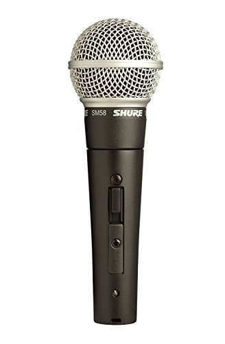 Shure SM58S Vocal On/Off Switch Microphone by Shure