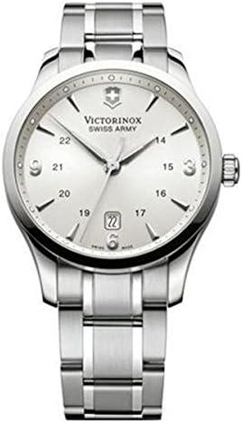 Victorinox Swiss Army Men s 241519 Infantry Vintage Brown Dial Watch