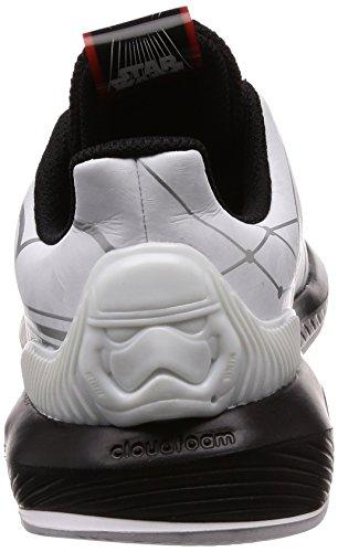 Adidas Starwars rapidarun K Laufschuhe, Kinder weiß