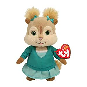 Ty peluche - Beanie Babies (Alvin) Eleanor - 20 cm.(Código 40830)