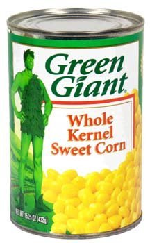 Green Giant Whole Kernel Sweet Corn 14.5 oz (Pack of 24)