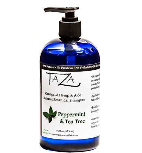 Premium Natural Peppermint Botanical Contains