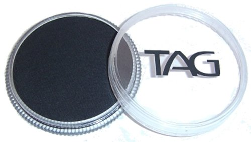 TAG Face Paints - Black (32 gm) by TAG Body -