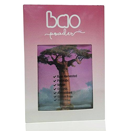 BAOPOWDER. The Raw Organic, Gluten Free Vegan Baobab Powder. High Antioxidants, High Fiber Review