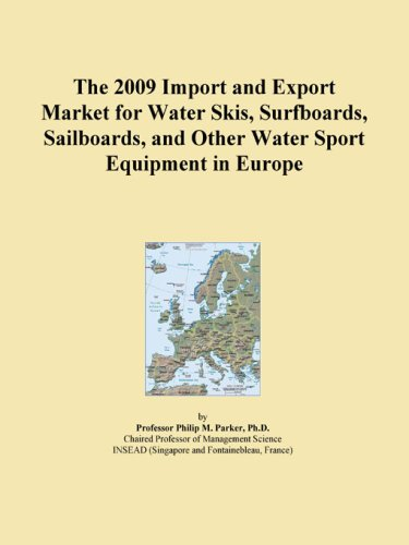 The 2009 Import and Export Market for Water Skis, Surfboards, Sailboards, and Other Water Sport Equipment in Europe