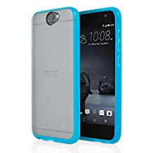 HTC One A9 Case, Incipio [Octane] Hybrid Plextonium Polycarbonate Material Impact Resistant Shock-Absorbing Ultra-Thin Cover - Frost/Blue