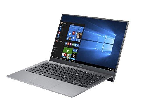 Asus B9440UA-GV9103T 35,56 cm (14 Zoll mattes FHD) Notebook (Intel Core i7-7500, 16 GB RAM, 512GB SSD, Intel HD Graphic 620, Win 10 Home Pure Edition) grau