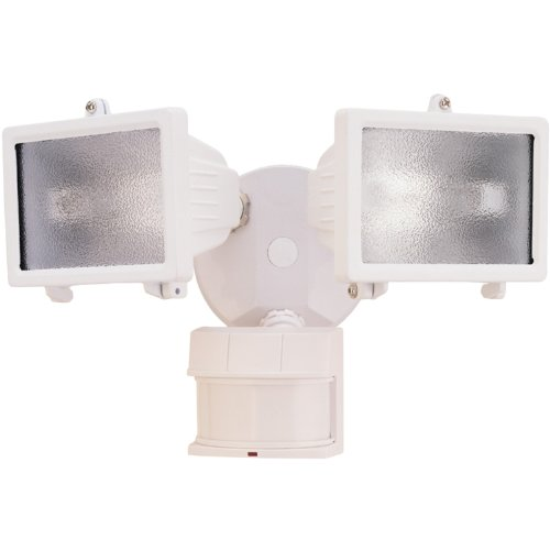 Heath Zenith 240 Degree Outdoor Motion Sensing Security Light - 8