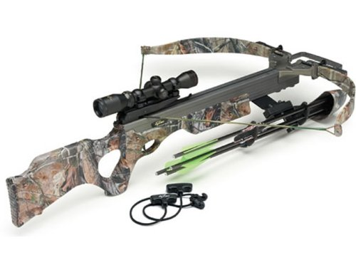 Excalibur Vortex Shadow Zone Crossbow Package
