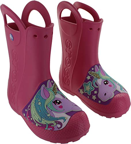 Da Wellington Rain Boot Creature Ragazza' Crocs Zq081w0