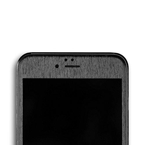 appskins posteriore iPhone 6S Plus Metal Black