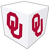 Oklahoma Sooners Sticky Note Memo Cube - 550 Sheets