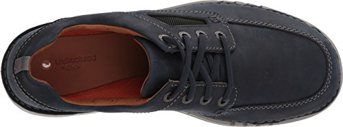 Mens Navy Time Unnature Shoe Clarks aw0CdC