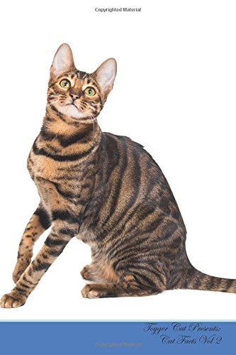 Read Online Toyger Cat Presents:  Cat Facts Workbook. Toyger Cat Presents Cat Facts Workbook with Self Therapy, Journalling, Productivity Tracker with Self ... Productivity Tracker Workbook. Volume 2 ebook