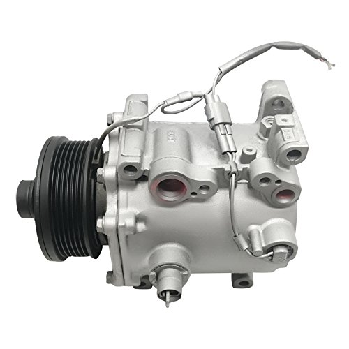 RYC Remanufactured AC Compressor and A/C Clutch - Sebring 2001 Convertible Chrysler Lxi