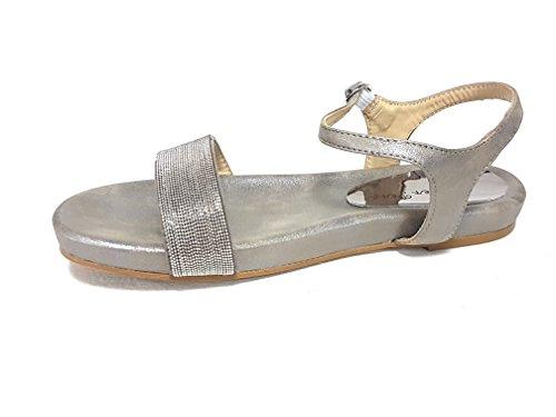 Alma en Pena sandalo v17318 pewter