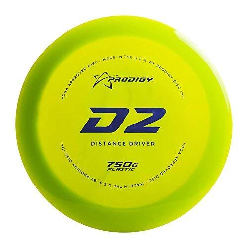 Prodigy Disc 750 gシリーズd2距離ドライバーゴルフディスク[ Colors May Vary ] B07FSW1QS3  170-174g