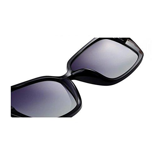 f5f5e02ab7 De alta calidad CJC Gafas de sol polarizado Protección UV Anti reflejante  Unisexo Clásico recubrimiento duro