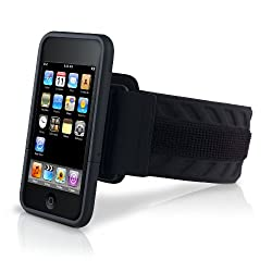 Marware Sportshell Convertible For Ipod Touch 2g, 3g (Black)