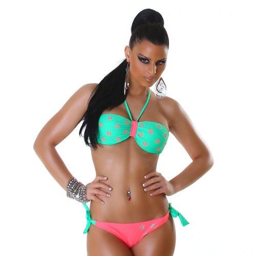 4 Beach - Conjunto - para mujer Verde