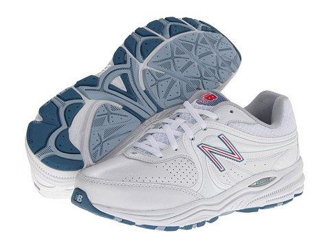 (ニューバランス) New Balance レディースランニングシューズ?スニーカー?靴 WW840 White/Pink 11 28cm B - Medium [並行輸入品]