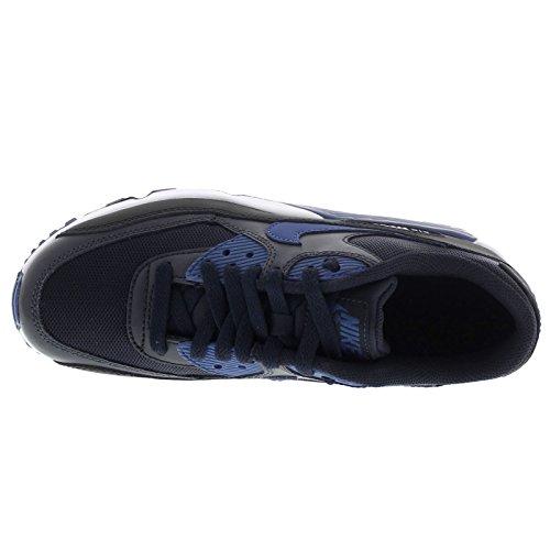 Nike 833418-402, Zapatillas de Deporte para Niños Azul oscuro (Dark Obsidian / Court Blue Black White)