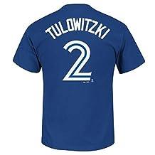 Toronto Blue Jays MLB Troy Tulowitzski T-Shirt