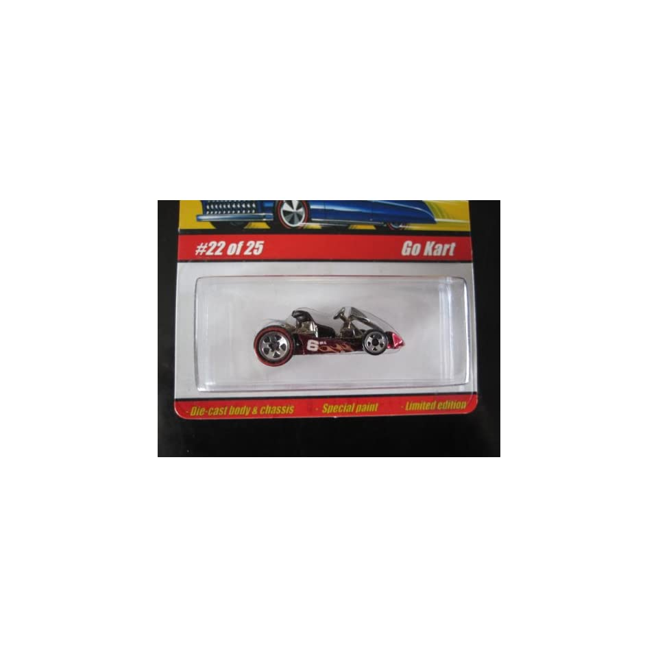 Go Kart (Spectraflame Red) 2005 Hot Wheels Classics Series 1 #22