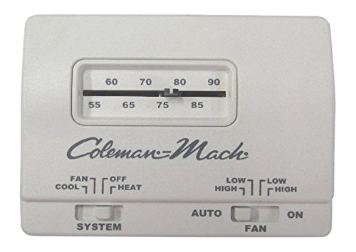 coleman rv camper mach manual thermostat buy online in. Black Bedroom Furniture Sets. Home Design Ideas