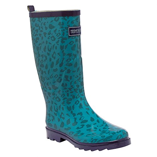 Regata Great Outdoors Donna / Donna Fairweather Wellington Boots Fig / Rose Blush