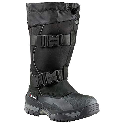 Baffin Men's Impact Snow Boot,Black,13 M US