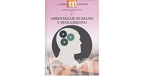 Aprendizaje Humano Y Pensamiento Manuales Maior Spanish Edition Maldonado López Antonio 9788433858276 Books