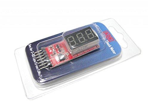 Li Battery Voltage Check Meter (Gsm Pda Gps)