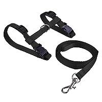 Pet Cat Lead Leash Halter Harness Kitten Nylon Strap Belt Safety Rope Adjustable Cat Dog Collar