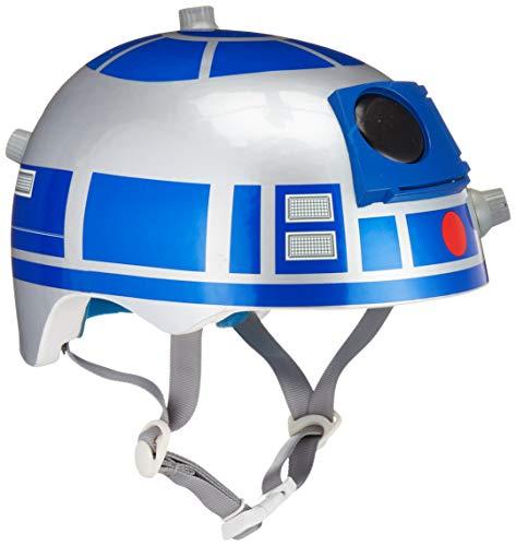 Bell Star Wars 3D R2 D2 Multisport Helmet]()