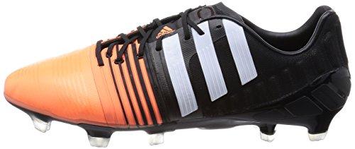 Adidas Nitrocharge 1.0 Fg Mens Scarpe Da Calcio / Tacchetti-nero-7.5