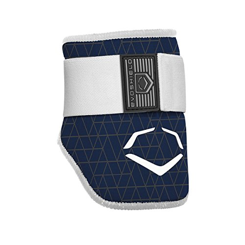 EvoShield EvoCharge Batters Elbow Guard - Adult, Navy