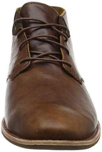 0b93f6d293df Timberland Men s Revenia Plain Toe Leather Chukka Boot