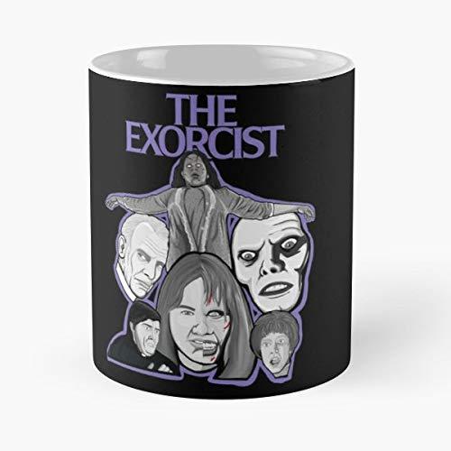 Horror Exorcist Scary Movie C Halloween Gift