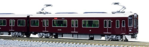 KATO Nゲージ 阪急電鉄 9300系 基本 4両セット 10-1278 鉄道模型 電車