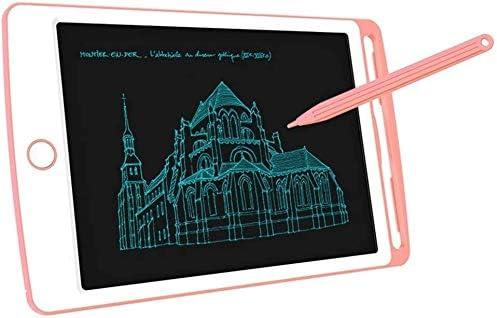 LCDライティングタブレット8.5インチのLCDライティングタブレット更新しました子供電子落書きボードデジタルE-ライターポータブルボードLCDライティングタブレットキッズ(カラー:ピンク、サイズ:8.5インチ)