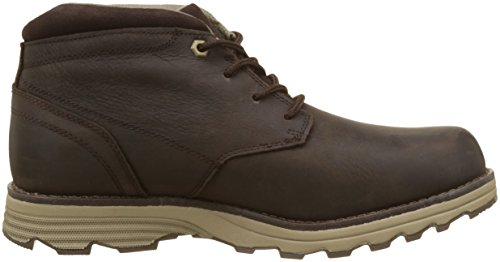 Stivali Chukka Marrone Brown Wp dark Uomo Caterpillar Elude Sq6Fzng