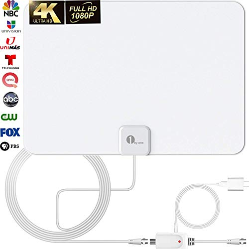 Indoor TV Antenna Amplified